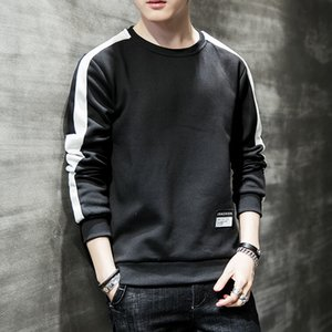 fashion Leading new benchmark 2020 autumn and winter brand long sleeve t-shirt men's sweater