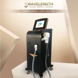 CE Soprano XL buz ile Soprano Buz Platin Laser 755 808 1064 nm / diyot lazer epilasyon makinesi onaylı