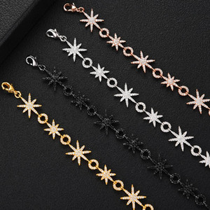 Personality Luxury Charms Fine Chains bracelet Women Best Super Gift for Friends Lover Bridal Wedding Engagement Shiny Jewelry