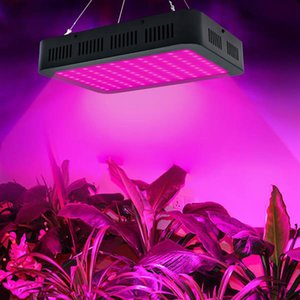 1000W 100*10W Full Spectrum 3030 Lamp Bead Plant Lamp Single Control Black premium material Grow Lights