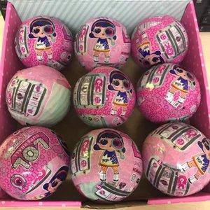 Lol puppen blind ball spielzeug abbruch diy puppe dressup puppe blind box spielzeug für kinder mädchen spielzeug für kinder