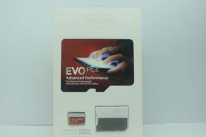 상위 128GB 64GB 32GB EVO Pro Plus Micro TF 카드 마이크로 SD 80MB / S UHS-I 클래스 10 모바일 메모리 카드