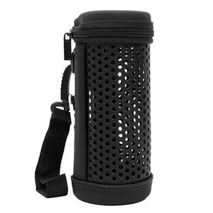 Reisekoffer für JBL-Flip 5 wasserdichte tragbare Bluetooth-Lautsprecher-Zubehör Tragetasche Schutzschachtel (hohl) 1