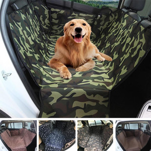 Pet Dog Car Seat Cover Travel Dog Carrier Outdoor Safe Car Seat Basket Cat Puppy Bag Travel Mesh Hanging Bags