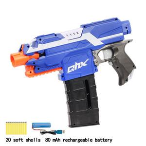 Niños Juguetes PUBG M416 Softbol eléctrico Pistolas Simulación Modelos de pistola Multimodal Recurrentes Pistolas Venta caliente Regalo de niño