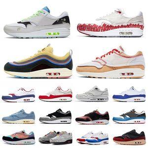 Cheap Sketch To Shelf Schematic Bred 1 Mens sports shoes Daisy Tokyo Maze Script 1s Windbreaker CNY men women sports sneakers 36-45