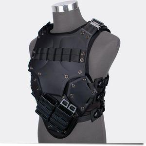 Охотничьи куртки TF3 Тактический жилет CS Paintball Защитный жилет с 5,56 журнальные мешочки для G. Я Джо