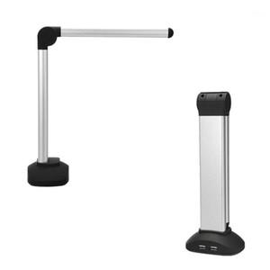 Taşınabilir Yüksek Hızlı USB Kitap IE A4 Belge Kamera Tarayıcı 8.0MP Kamera Okul Ofis Kütüphanesi Bank HD Yüksek Çözünürlüklü1