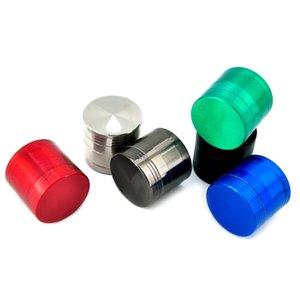 Metal smoke grinder tools concave Smoking Accessories Grinders Cover Metal Grinder abrasive tool Smoking Accessories YHM181