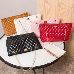 women luxurys designers bags wallet purse bag Shoulder Bag Handbag solid color Shopping Folded Bag Tote Outdoor Handbags Cheap DHA2551