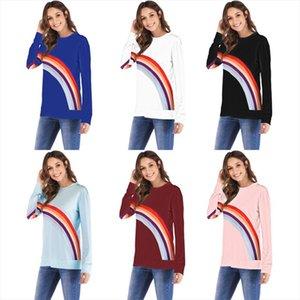 2020 Hot Sale New Design Styele Casual Clothing Sweatwear Sweet Sexy Fashion Soft Good Fabric Women Tops 10101