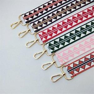 width bag strap one shoulder belt straps lady handbags replace oblique cross national wind long shoulder belt