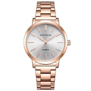 Özel TIME 2020 Yeni Gül Altın Saatler Bayanlar Yaratıcı Çelik kadın Bilezik Saatler Kadın Su Geçirmez Saat Relogio Feminino