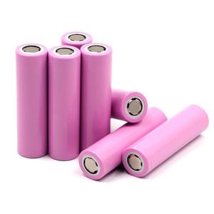 Çin 3.7 V Li İyon Pil 2600mAh 3C 18650 Lityum Şarj Edilebilir Pil Hücresi E-Bike Pil Paketi için