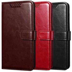 Wallet Leather Phone Case for Alcatel 1 1C 1X 1S 5033D 5033Y 5009D 5059D 5059Y 5024d 5008Y 5003 A3 5046d Flip Cover Bag