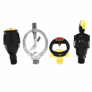 """1PC 1 2""""Rotary Sprinkler Garden Irrigation Lawn Watering Components Drip Irrigation Fittings Water Tools"""