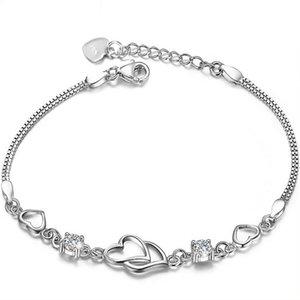 Fashion popular bracelet classic stainless steel titanium steel bracelet