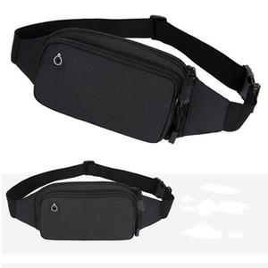 Chest Nylon Waist Bag Women Belt Men Fashion Colorful Bum Travel Purse Phone Pouch Pocket hip bag