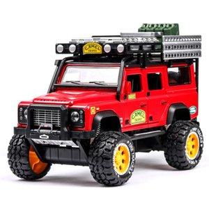 128 Oyuncak Araba Mükemmel Kalite Deve Kupa Defender Metal Araba Oyuncak Alaşım Araba Diecasts Oyuncak Araçlar Model Oyuncaklar Çocuklar için