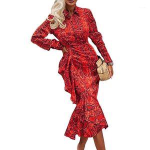 여성을위한 아프리카 드레스 Dashiki 2020 Full Sox Sexy Serpentine Robe Club Night Party Streetwear Sashes Dress Vestidos1