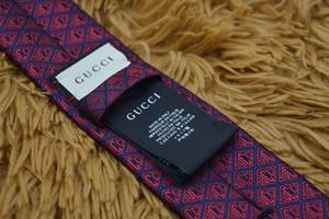 2020 Alta calidad vínculos de seda moda flecha arco corbata de moda tejido de seda teñido corbata de negocios de gama alta 16885