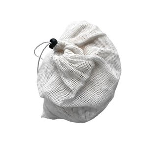 Drawstring Travel Bags Cotton and Linen Sorting Bag Drawstring Mouth Vegetable Fruit Storage Bag Cotton Mesh Bags