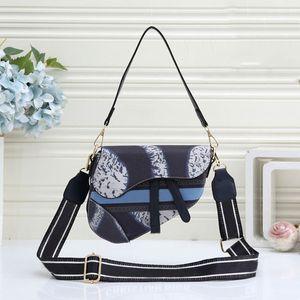 Новый 2020 мода женская сумка для седла Twill Jacquard HACQUARD холст моды дизайнерская сумка сумка сумка