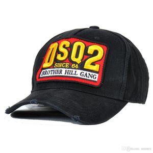D106 Athletic Neighle ACCS Headgear букв Вышитая шляпа бейсболка Cap DSQICOND2 мужские и женские спортивные шапки головные одежды Snapbacks