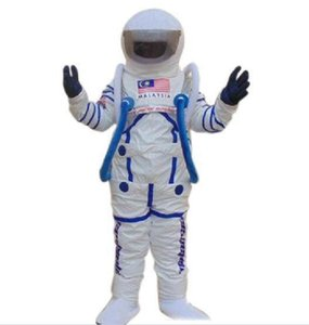 2019 Factory hot new Space suit mascot costume Astronaut mascot costume Free Shipping