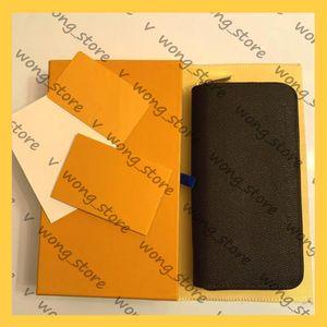 Yeni Luxurys Tasarımcılar Cüzdan Yüksek Kalite Portafoglio UOMO Moda Erkek Cüzdan Kart Sahibinin Erkek Cüzdanları 20123105W
