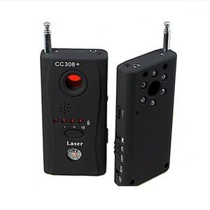 Sistemas de alarme CC308 Wireless Frequency Detector Frequency Laser Câmera para Pessoal Privacidade Security Signy GSM Device Finder1