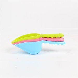 Кролик Pet Bird Dog Ложка Дерена щенок Cat Food Feeder Scoop Shovel Spade Блюда инструмент YQ01124