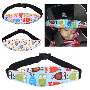 Kids Car Sleep Positioner Adjustable Baby Stroller Head Support Pad Fastening Pram Belt Seat Safety Stroller Accessories BT5543