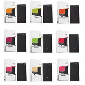 New 9style estilo em estoque P P Lite descartável Dispositivo Pod Starter Kit 550mAh Bateria 3 ml Cartucho Vape Esvaziar bar P Eon Posh