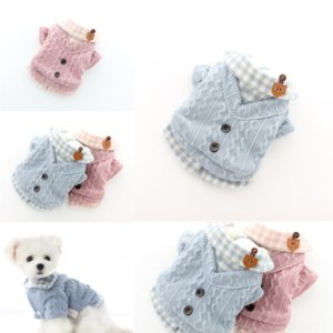 O7Y Küçük Köpek Kedi Tulum Pijama Çiçekler Köpek Pet Giyim Eşofman Tasarım Giyim Tasarımcısı Nightshirt Yüksek Kalite Köpek
