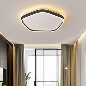 Modern Chandeliers Ceiling For Study Room Bedroom Living Room Home Deco AC85-265V led Chandelier lighting lustre led Fixtures