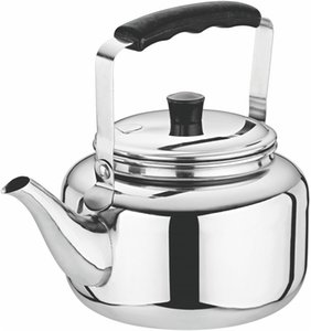 Premium Whistling Tea Kettle Rust Resistant Stainless Steel Gas Electric Induction Stovetop Kettle Water Kettles Camping Teapot