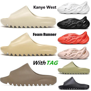 2020 New Kanye West Eliada Yecher Asriel Israfil Sulfu Running Shoes Tail Light Static Zebra Zyon Gid Clay Earth Bred Mens Trainers Sneakers