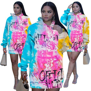 2021 Custom 3D Printed Ladies Long Sleeve Pullover Cheap Hoodie Knitted Pullover Hooded Sweatshirt Street Fashion Trendy Outfit