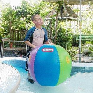 Fashion New 60cm Outdoor Sprinkler Estate Summer Spray Balloon Balloon all'aperto Gioca in acqua Ball Ball