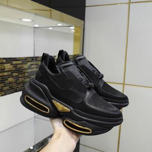 Zapatos para mujer de alta calidad Primavera y otoño NUEVOS MENOS TOP TOP TOP ARRIBA para mujer Zapatos solos gruesos para mujer Zapatos individuales Paquete original 34-45