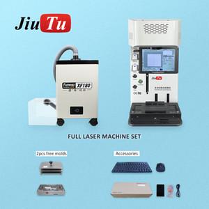Macchine per la marcatura laser Jiutu per la macchina per la rimozione del taglio del taglio del vetro del telefono del telefono mobile rotto cracked
