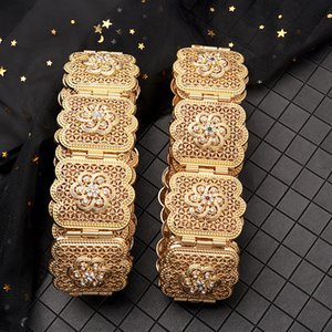Moroccan Chic Cafetan Wedding Gold and Silver Metal Belt Luxury Gold Women's Belt Adjustable Length Wholesale C1121