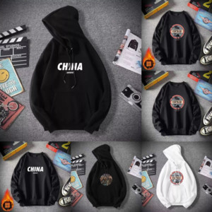 OQK Apes boys Sweater street fashion women's hop girls fashion men's summer clothing brand alliance sweater Hoodie hip ape cartoon high