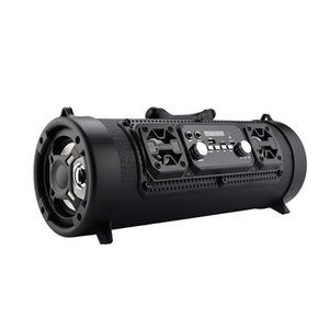 20w Outdoors Portable Wireless Bluetooth Subwoofer Speaker 3 Sound Units Wireless Surround Sound Subwoofer Speaker With Mic Move