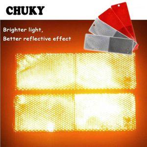 Churk Car Styling Reflective Board Reflector Autoadesivo Adesivi Accessori per JUKE TIIDA MONDEO 4 31