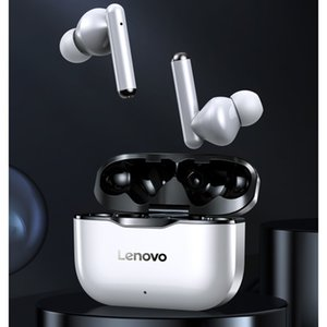 ari3 pro new Original Lenovo LP1 TWS Wireless Earphone Bluetooth 5.0 Noise Reduction Bass Touch Control 300mAH tws wireless earbuds