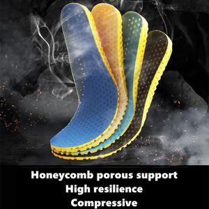 Semelle orthopédique EVA de haute qualité Eva Pied de santé Plat Pied de santé pour chaussures Insérer des hommes et des femmes pour les soins des pieds plantaires de fasciites