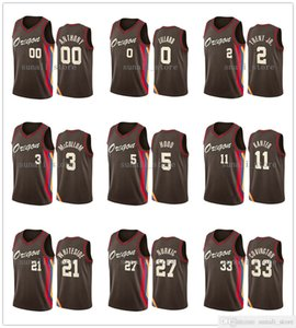 2020-21 City Damian Lillard CJ MCCOLLUM HASSAN WHITESIDE JUSUF NURKIC CARMELO ANTHONY GARY TRENT DERICK JONES JR. ROBERT COVINGTON ТОВЫЕ