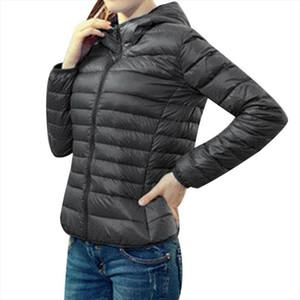 Fashion Parkas Winter Female Down Jacket Women Clothing Winter Coat Color Overcoat Women Jacket Parka Drop Shipping
